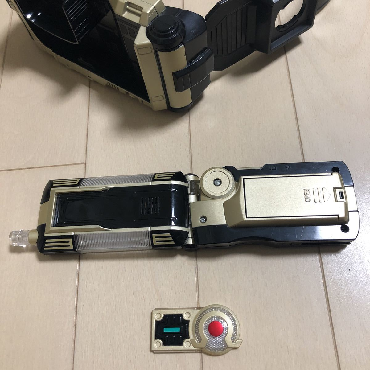仮面ライダーファイズ 変身ベルト DXオーガドライバー トイザらス限定 555 バンダイ_画像7