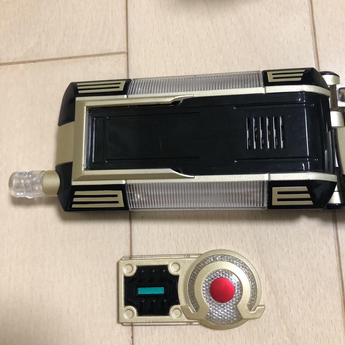 仮面ライダーファイズ 変身ベルト DXオーガドライバー トイザらス限定 555 バンダイ_画像8