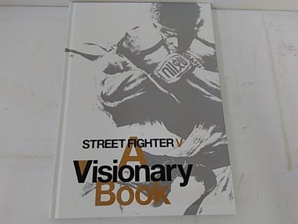 STREET FIGHTER V A Visionary Book イーカプコン限定特典_画像1