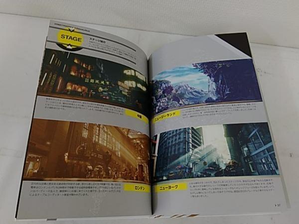 STREET FIGHTER V A Visionary Book イーカプコン限定特典_画像7