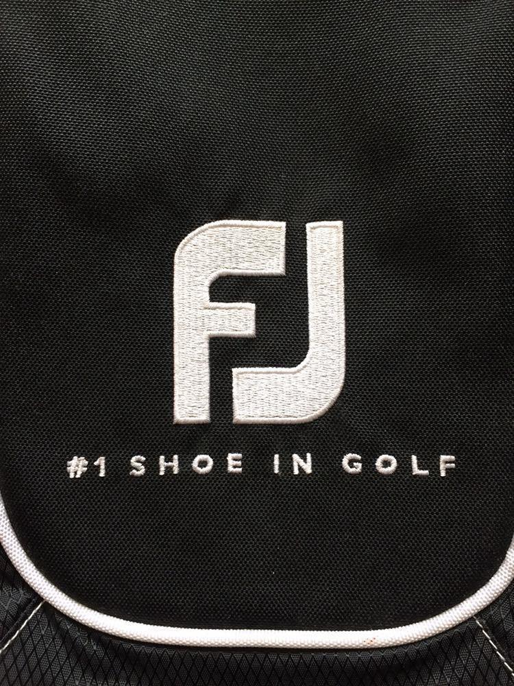 ◆ FOOT JOY フットジョイ シューズケース シューズバッグ_画像4
