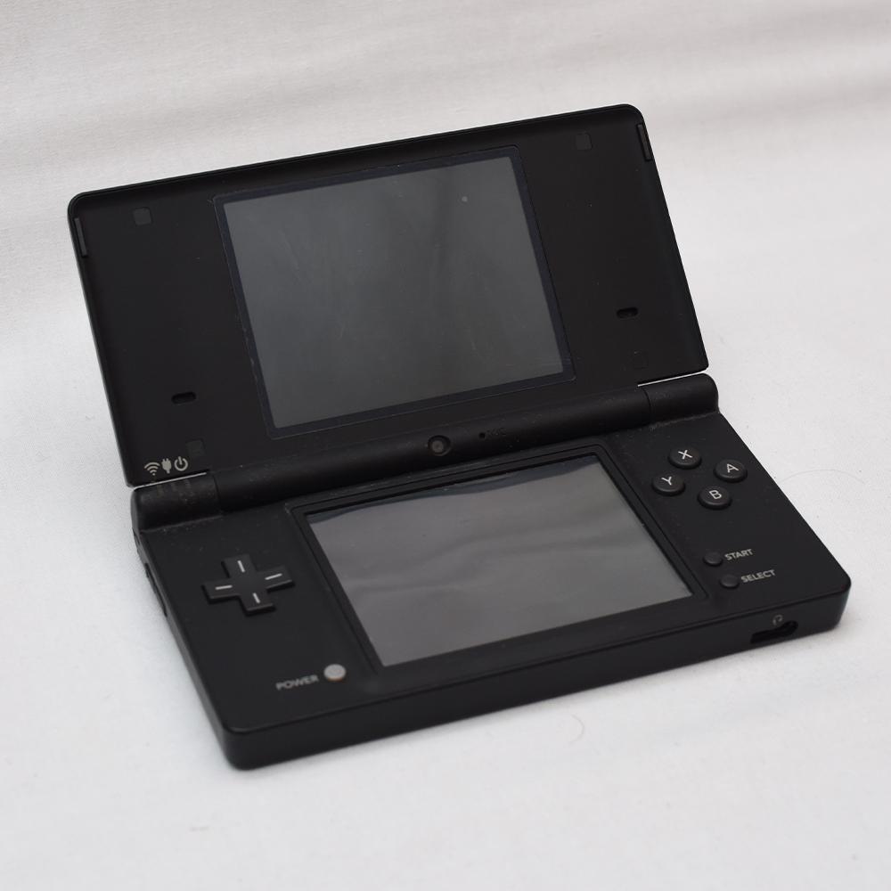 Nintendo 任天堂 DS Lite レッド 3DS ブラック DSi ブラックx2 + 3DS カセット、DSカセット、GBA 有名ソフト多数 ポケモン ドラクエ ボンバ_画像3