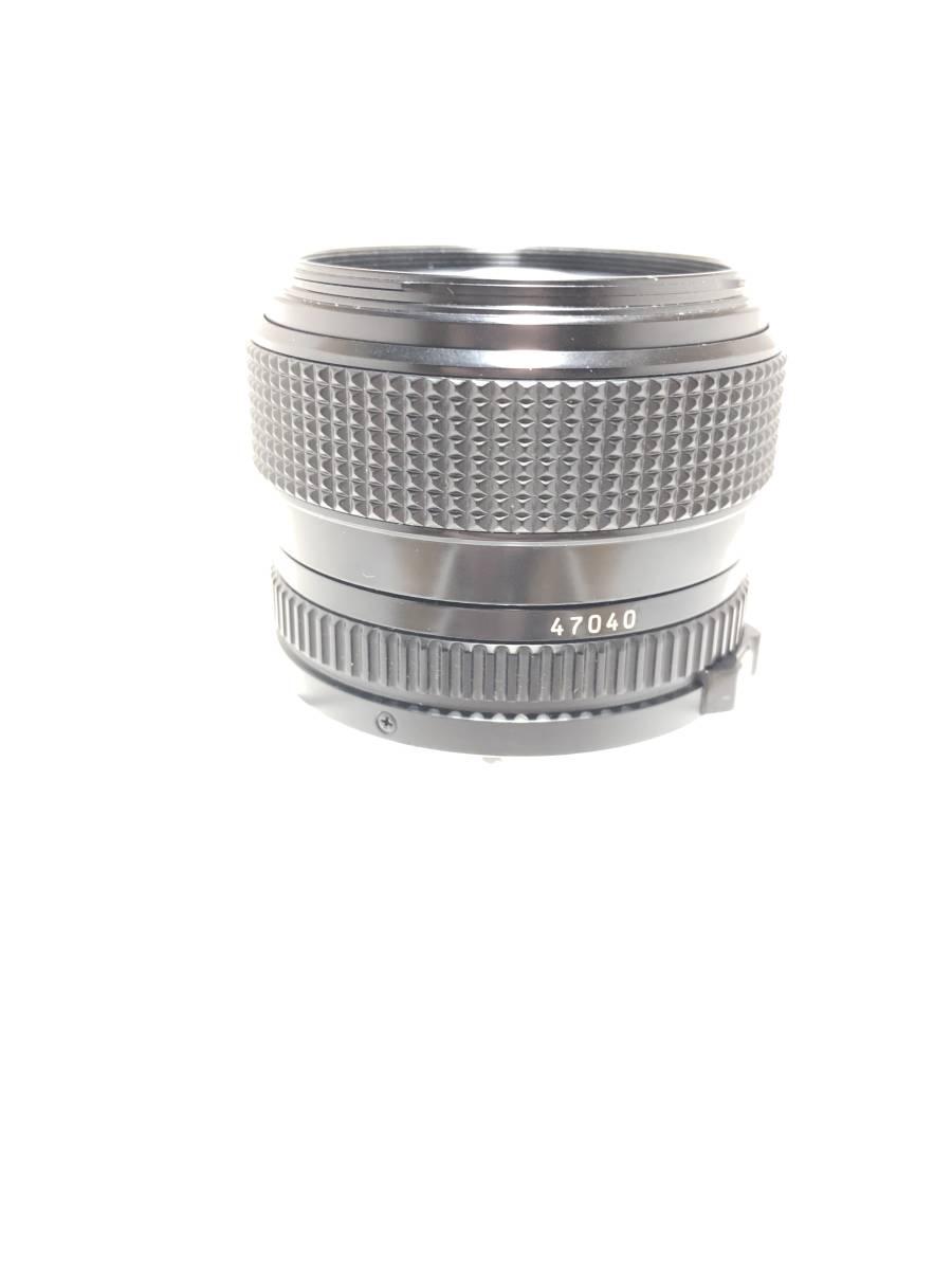 ★美品★ CANON LENS New FD 50mm F1.2 明るい単焦点 大口径レンズ FDマウント Canon キヤノン キャノン_画像6