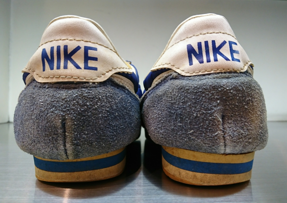NIKE CORTEZ 70s VINTAGE MADE IN JAPAN ナイキ コルテッツ 筆記体 日本製_画像8