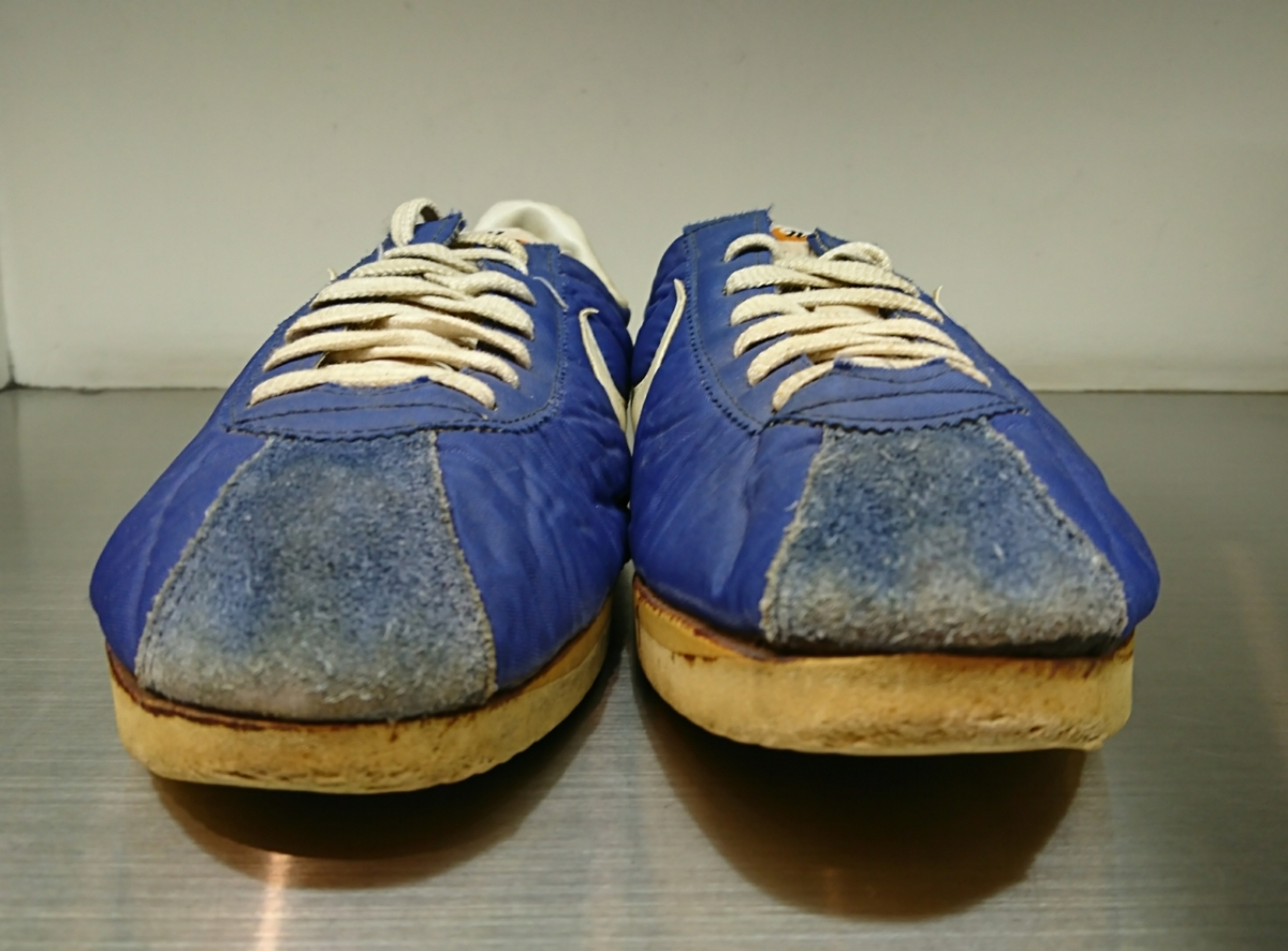 NIKE CORTEZ 70s VINTAGE MADE IN JAPAN ナイキ コルテッツ 筆記体 日本製_画像7