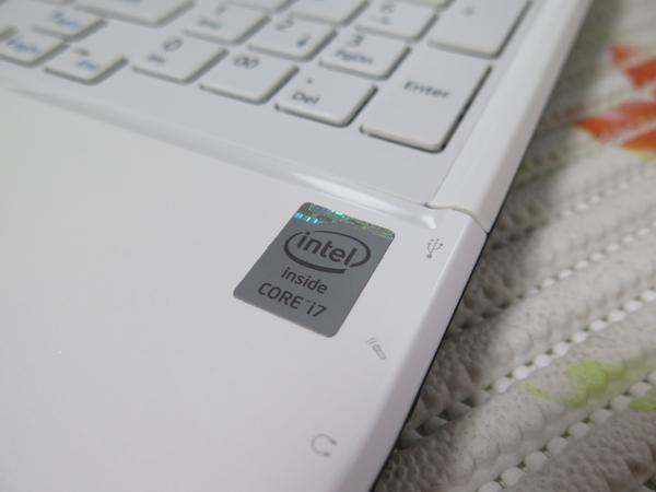 【高速Core i7(Haswell)第4世代★爆速新SSD480GB】AH53/R 富士通 ホワイト 最新Windows10 ★ メモリ8GB Blu-ray搭載 HDMI Wi-Fi Office2016_画像7