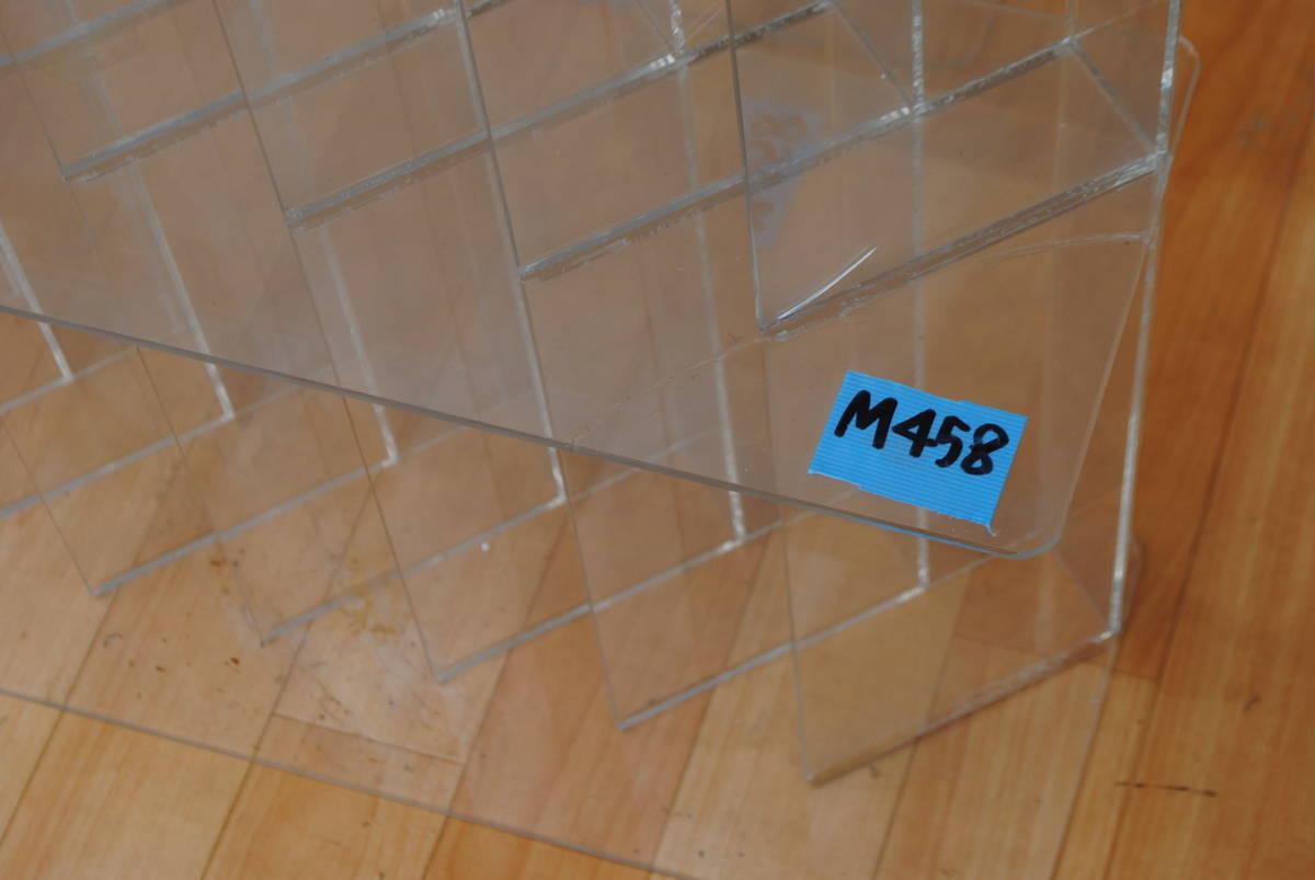 M458.2点セット/店舗什器/ディスプレイ/アクリルスタンド/アクリルケース/商品陳列棚/コレクションケース/_画像2