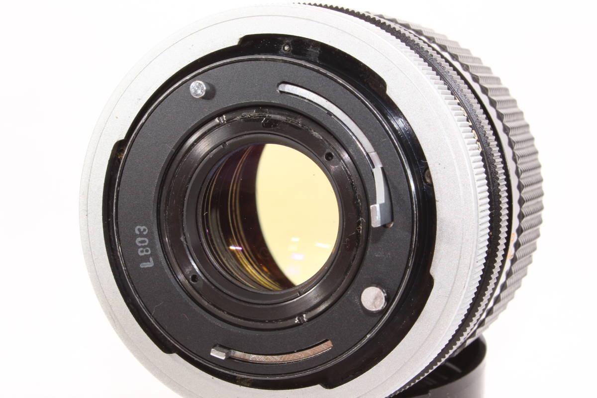 キヤノン CANON LENS FD 35mm F2 レンズ BS-55 フード [16165]_画像6