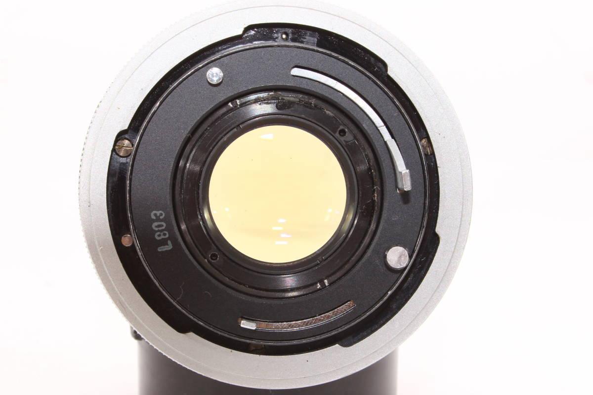 キヤノン CANON LENS FD 35mm F2 レンズ BS-55 フード [16165]_画像5