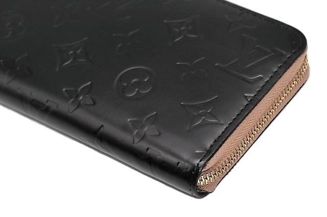 【確実正規品】ヴィトン ヴェルニ ジッピーウォレット長財布 ブラック