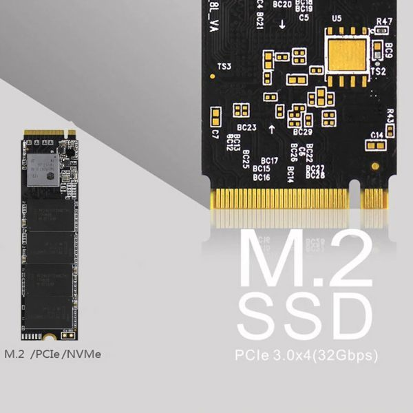 ★新品!!最安値★Reeinno SSD M.2 NVMe PCI-E 240GB 3D 高速 NAND TLC 内蔵型 Mace2000-960 デスクトップ ノートパソコン DE041_画像4