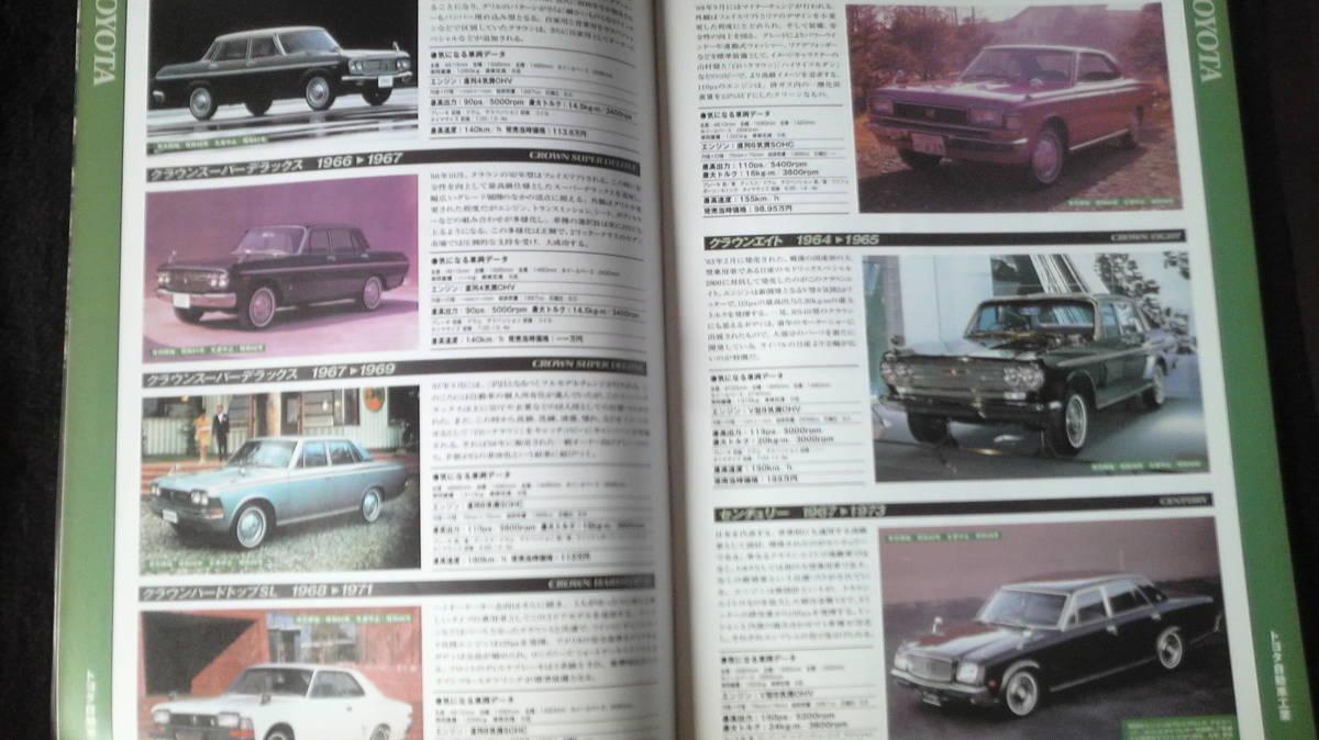 ☆ 絶版車カタログ 1950-1969 国産車編 超A級完全保存版  管理番号 82d ☆_画像4