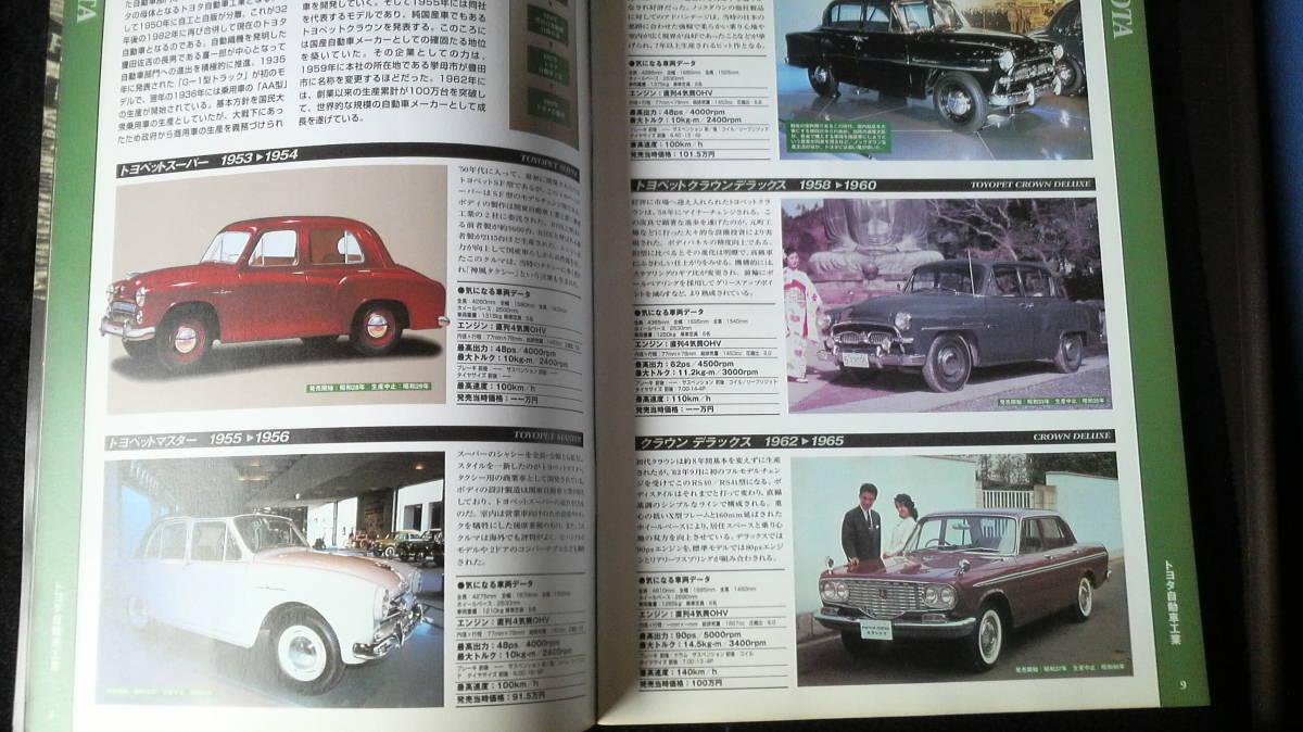 ☆ 絶版車カタログ 1950-1969 国産車編 超A級完全保存版  管理番号 82d ☆_画像3
