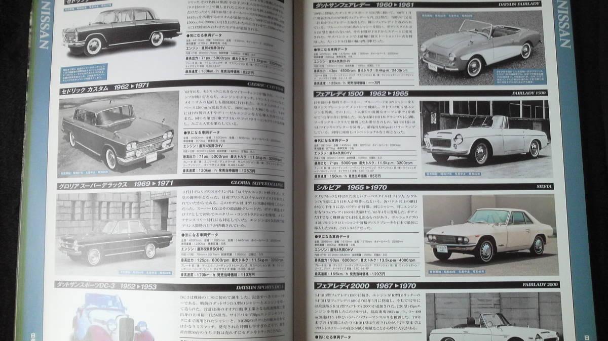 ☆ 絶版車カタログ 1950-1969 国産車編 超A級完全保存版  管理番号 82d ☆_画像6