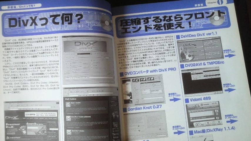 ☆☆ 永久保存版 DVD丸ごとDivx編 コピー術 ver.3   管理番号32k ☆☆☆_画像2