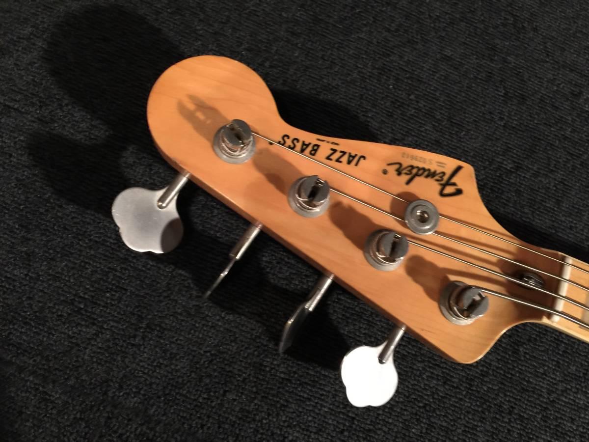 Fender Japan JB75-90US NAT/M No.063319 MADE IN JAPAN アッシュ!!_画像3