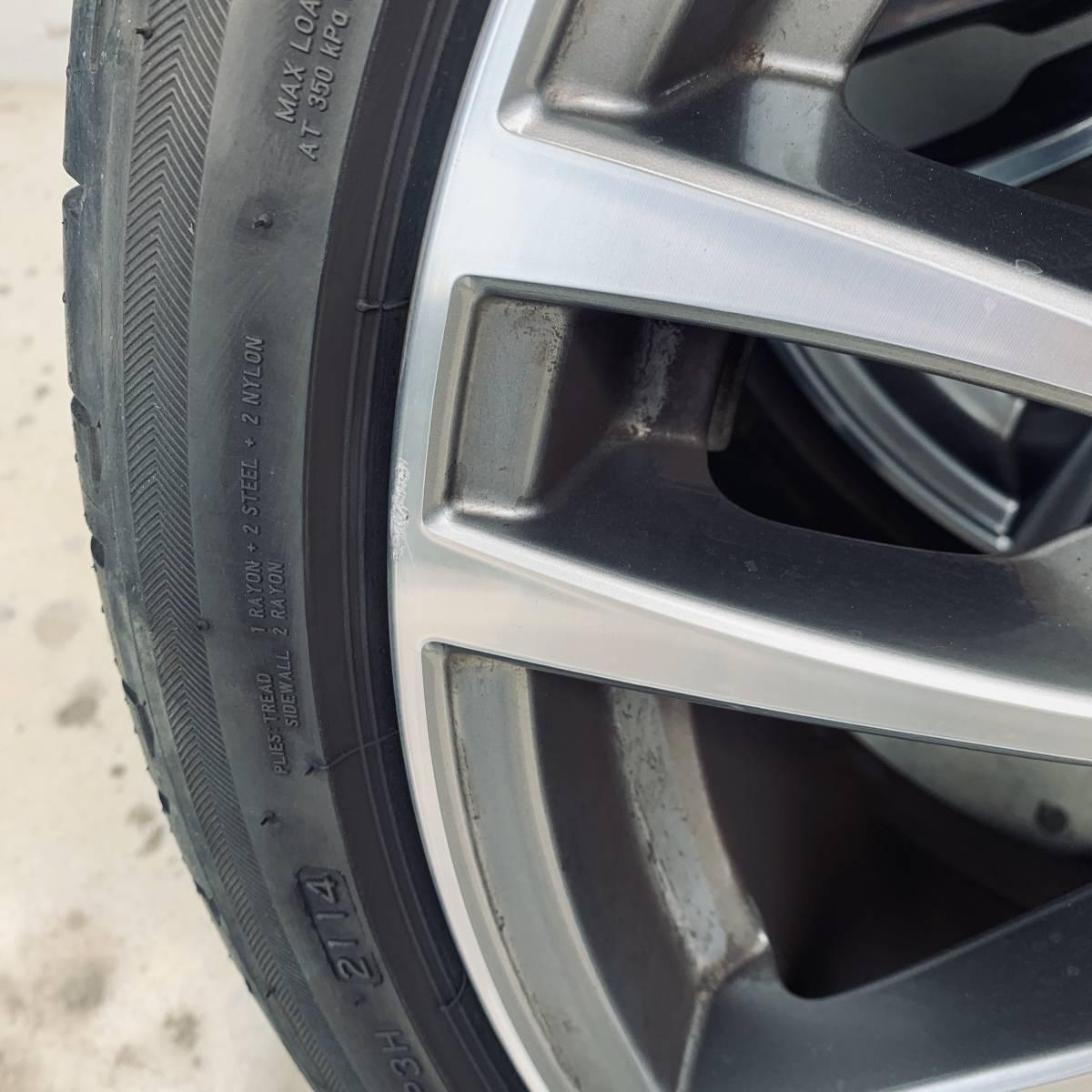 BMW 純正 オプション 19インチ スタースポーク スタイリング403M Mスポーツ PCD:120 F: 8.0J +36 R: 8.5J +47 F30 F31 3シリーズ_画像5