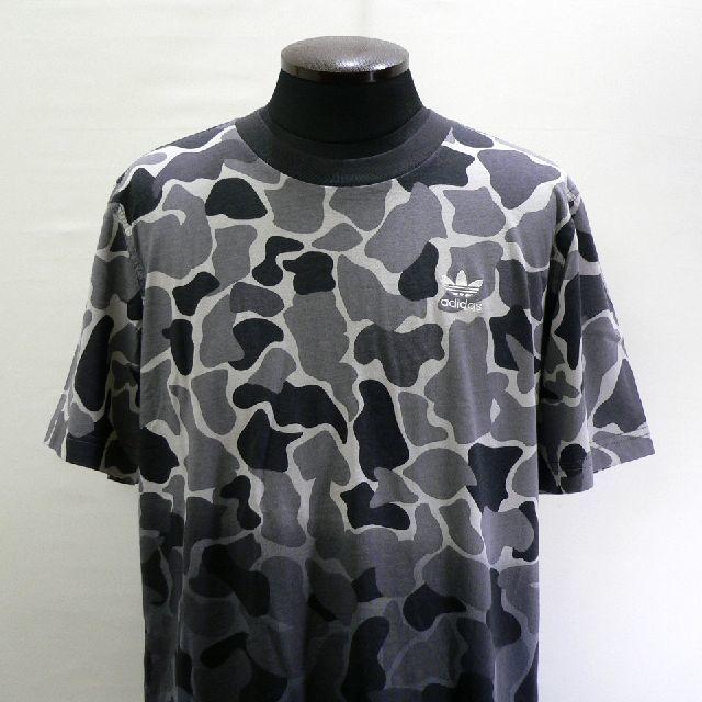 SALE★US M★adidas Originals Camo Dipped S/S Tee DH4806 アディダス オリジナルス カモ ディップド Tシャツ 正規 US直輸入(9265)_画像2