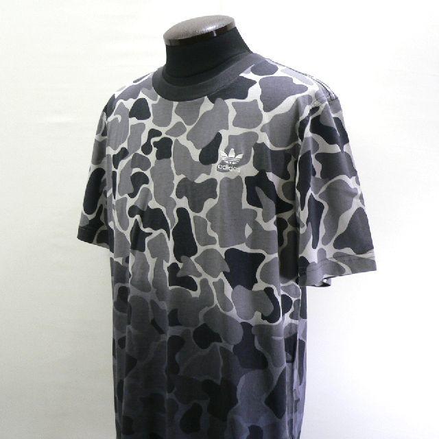 SALE★US M★adidas Originals Camo Dipped S/S Tee DH4806 アディダス オリジナルス カモ ディップド Tシャツ 正規 US直輸入(9265)_画像3