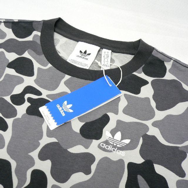 SALE★US M★adidas Originals Camo Dipped S/S Tee DH4806 アディダス オリジナルス カモ ディップド Tシャツ 正規 US直輸入(9265)_画像5
