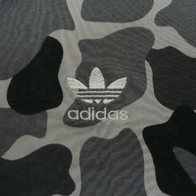 SALE★US M★adidas Originals Camo Dipped S/S Tee DH4806 アディダス オリジナルス カモ ディップド Tシャツ 正規 US直輸入(9265)_画像6
