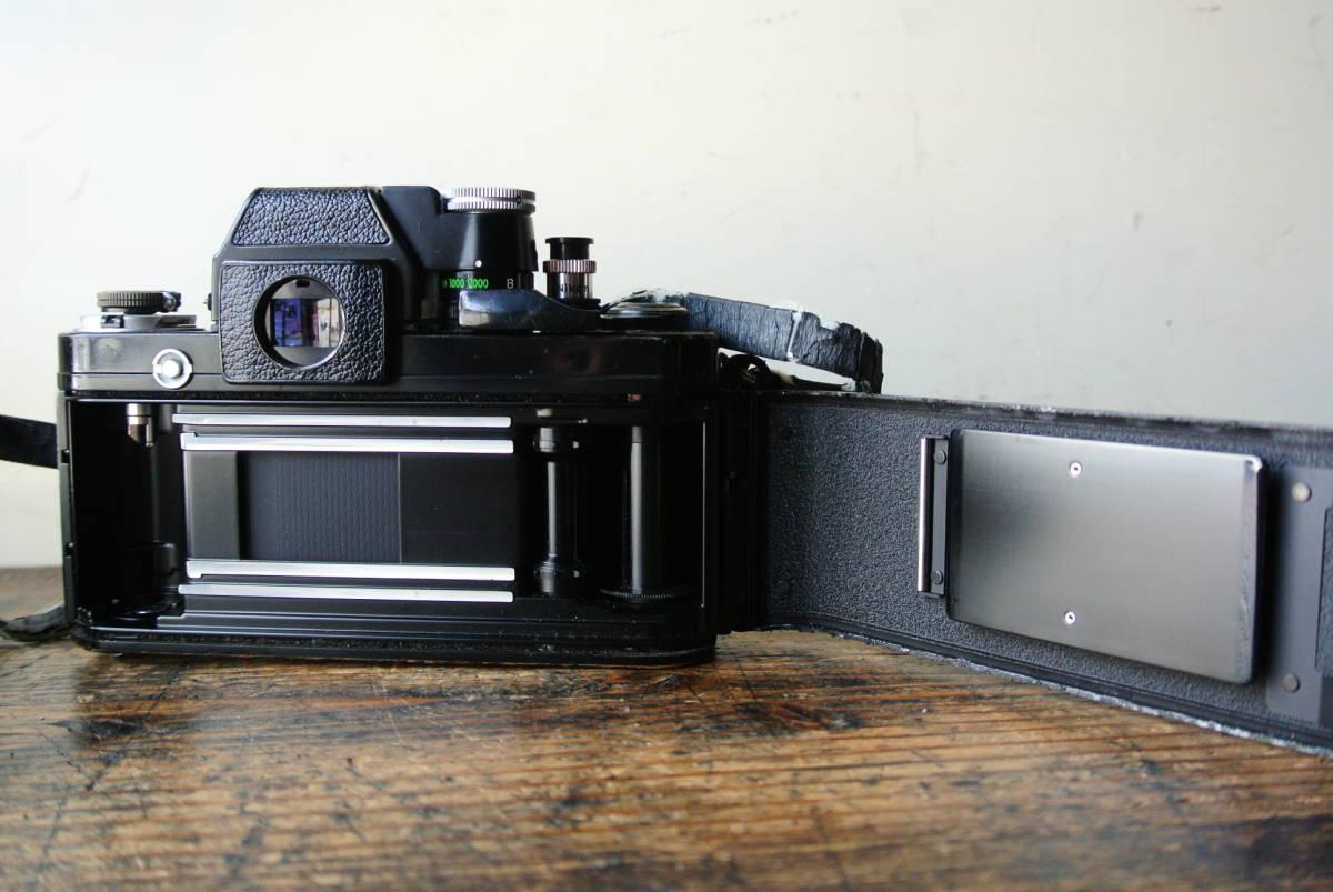 NIKON/ニコン フィルム一眼レフカメラ F2 7464133 Micro-NIKKOR-P 1:3.5 f=55mm レンズ 検】カメラ レトロ 光学 camera 写真 _画像8