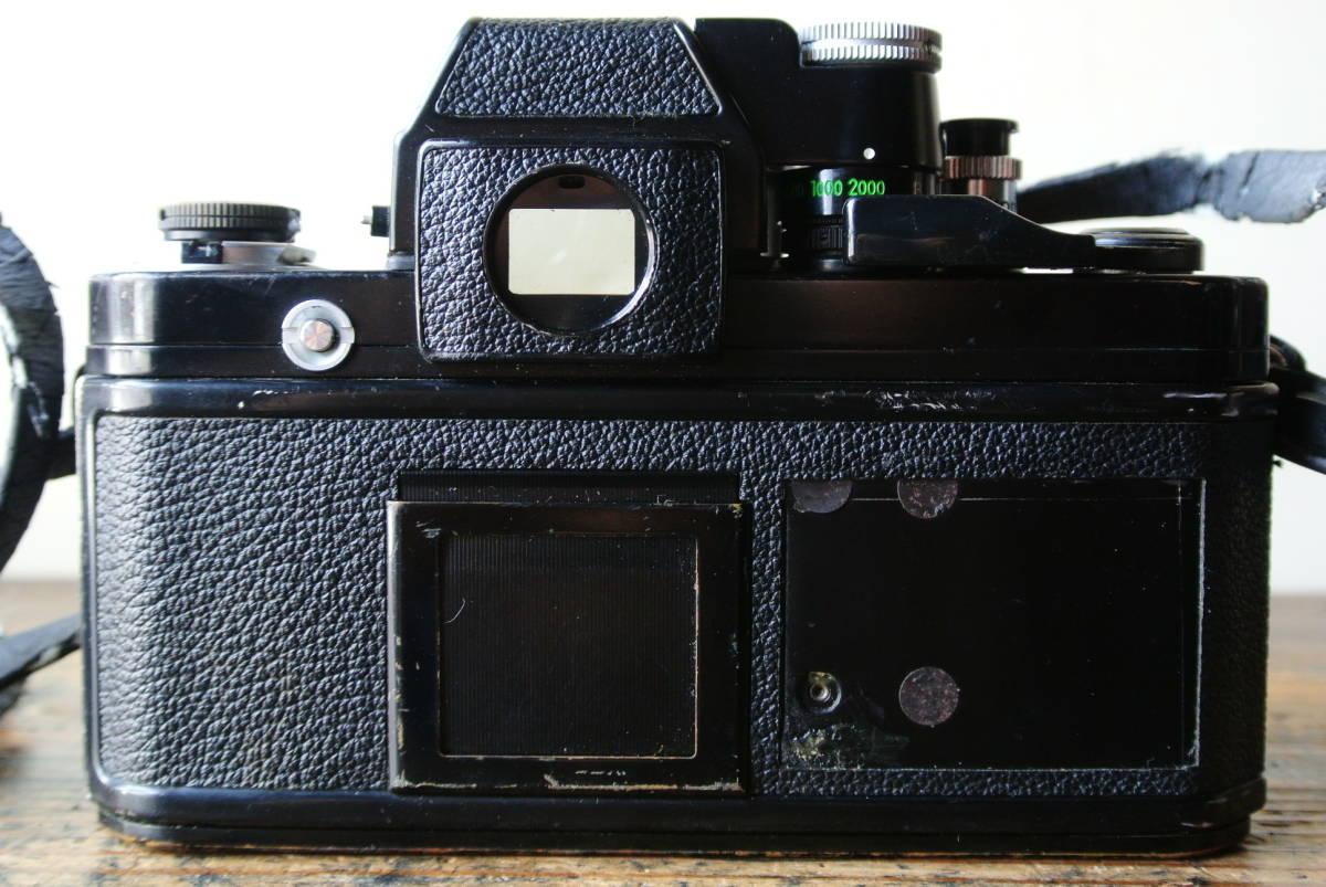 NIKON/ニコン フィルム一眼レフカメラ F2 7464133 Micro-NIKKOR-P 1:3.5 f=55mm レンズ 検】カメラ レトロ 光学 camera 写真 _画像7