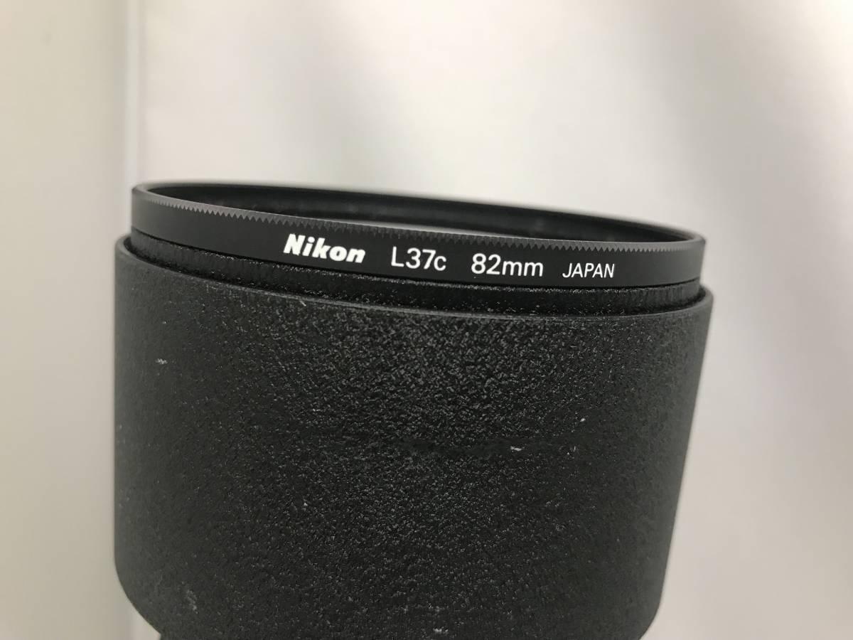 ジャンク Nikon ニコン ED AF NIKKOR 300mm 1:4  一眼レフカメラ用_画像5