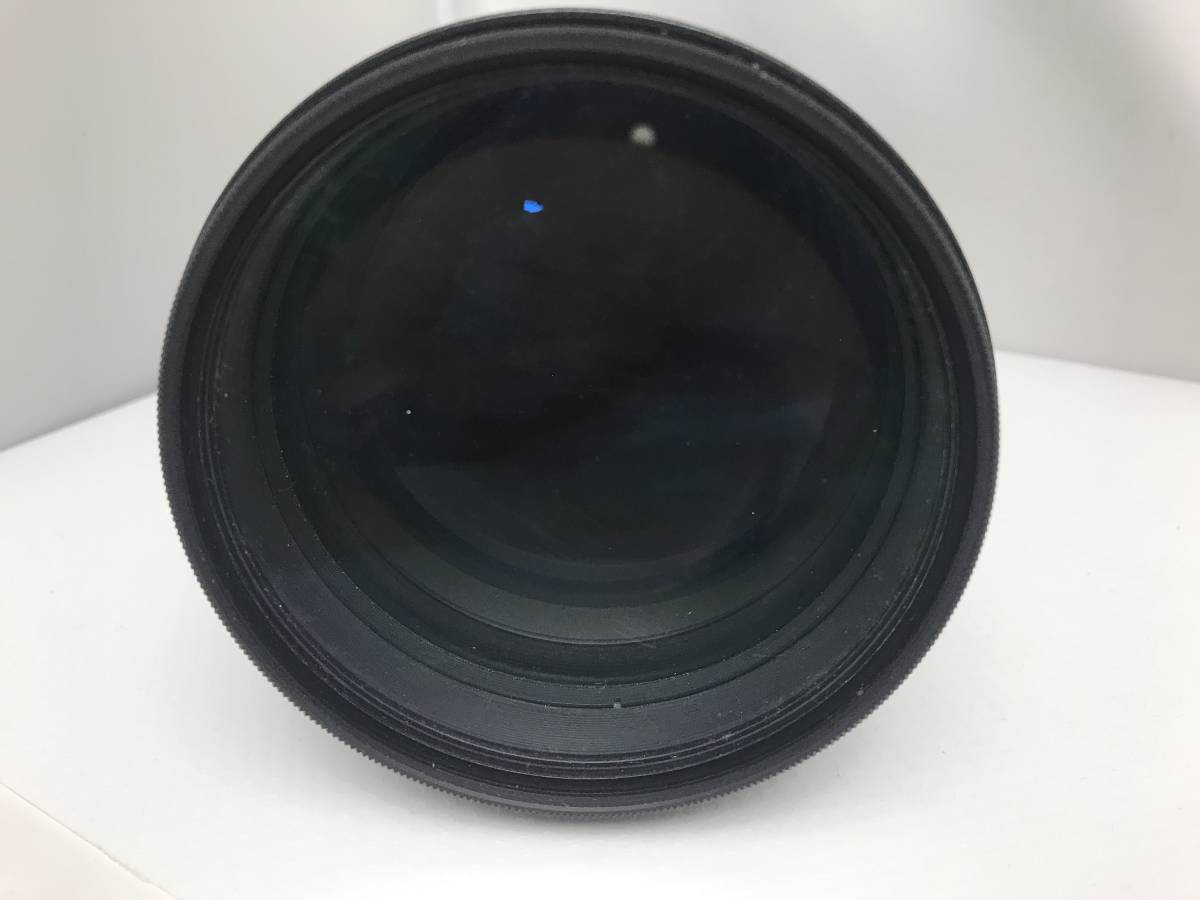 ジャンク Nikon ニコン ED AF NIKKOR 300mm 1:4  一眼レフカメラ用_画像6