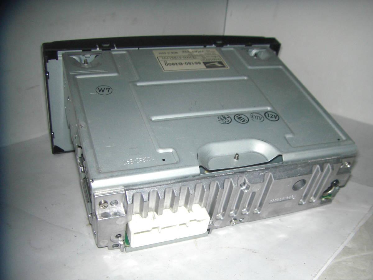 ダイハツ純正 カーオーディオ 86180-B2840 LA300S/LA310S ピクシスエポック/ミライース 3 _画像3