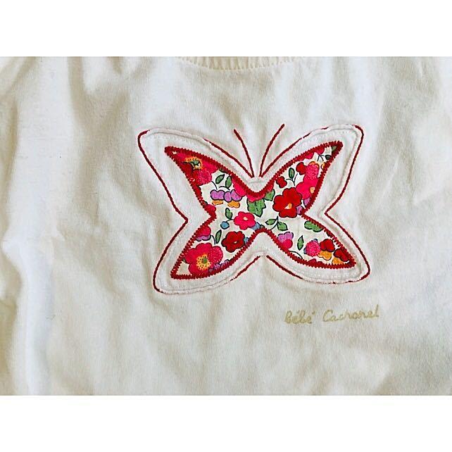 キャシャレル キッズ 長袖シャツ カットソー トップス 子供 ハイネック 長袖Tシャツ