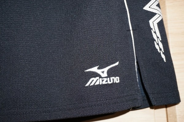 ミズノ レディース ゲームシャツ&スカート インナースパッツ付 上下セット サイズ【M・L】ベリーピンク×ホワイト ブラック MIZUNO_画像5
