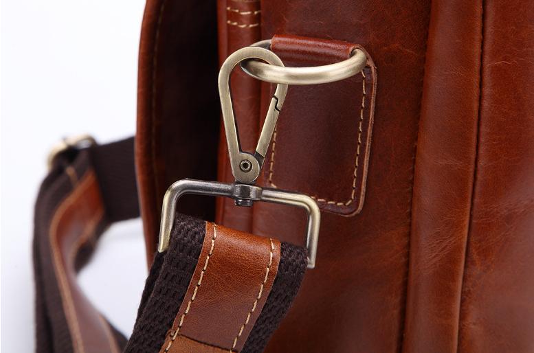 新品高品質【定価46.6万円】斜め掛手提げ ショルダーバッグブリーフケース書類鞄 A4 ビジネスバッグ大容量 上質牛革_画像4
