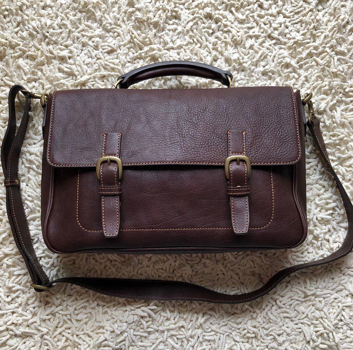 土屋鞄 レトロクラッシック カレッジバッグ