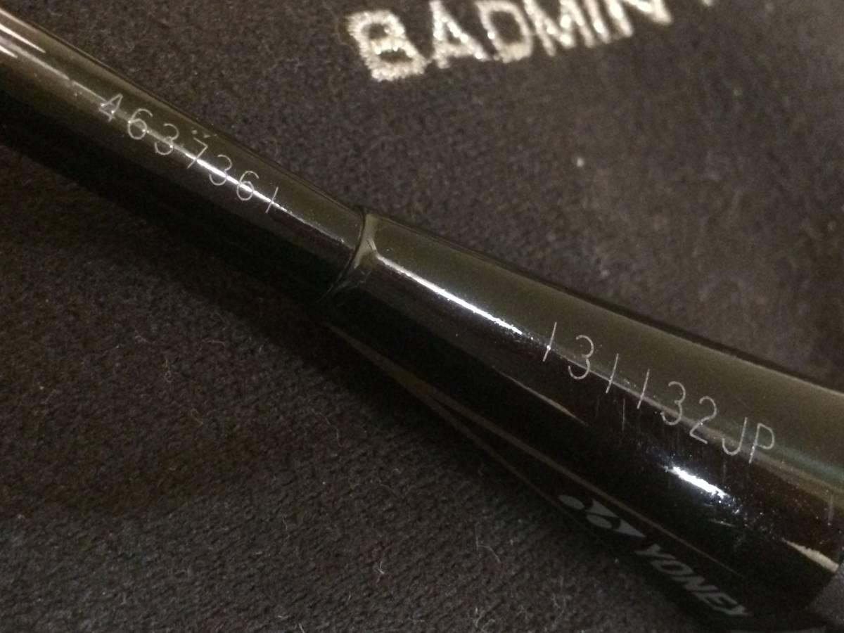 中古 YONEX / ヨネックス カーボネックス30 マッスル バドミントンラケット CARBONEX MUSCLE_画像10