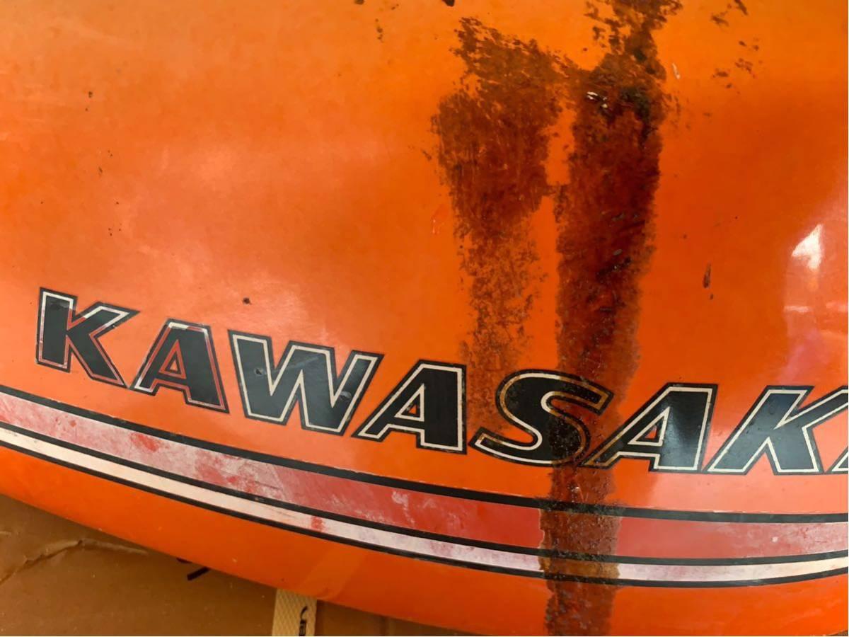 カワサキ 350ss タンク 250ss マッハ kh250 kh400 _画像5