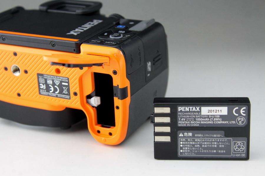 【取説+元箱付き】PENTAX K-S2 ボディ 防塵・防滴 WiFi 人気のブラック&オレンジ【安心1ヶ月間返金保証】_画像9