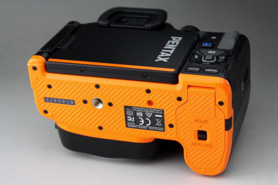 【取説+元箱付き】PENTAX K-S2 ボディ 防塵・防滴 WiFi 人気のブラック&オレンジ【安心1ヶ月間返金保証】_画像5
