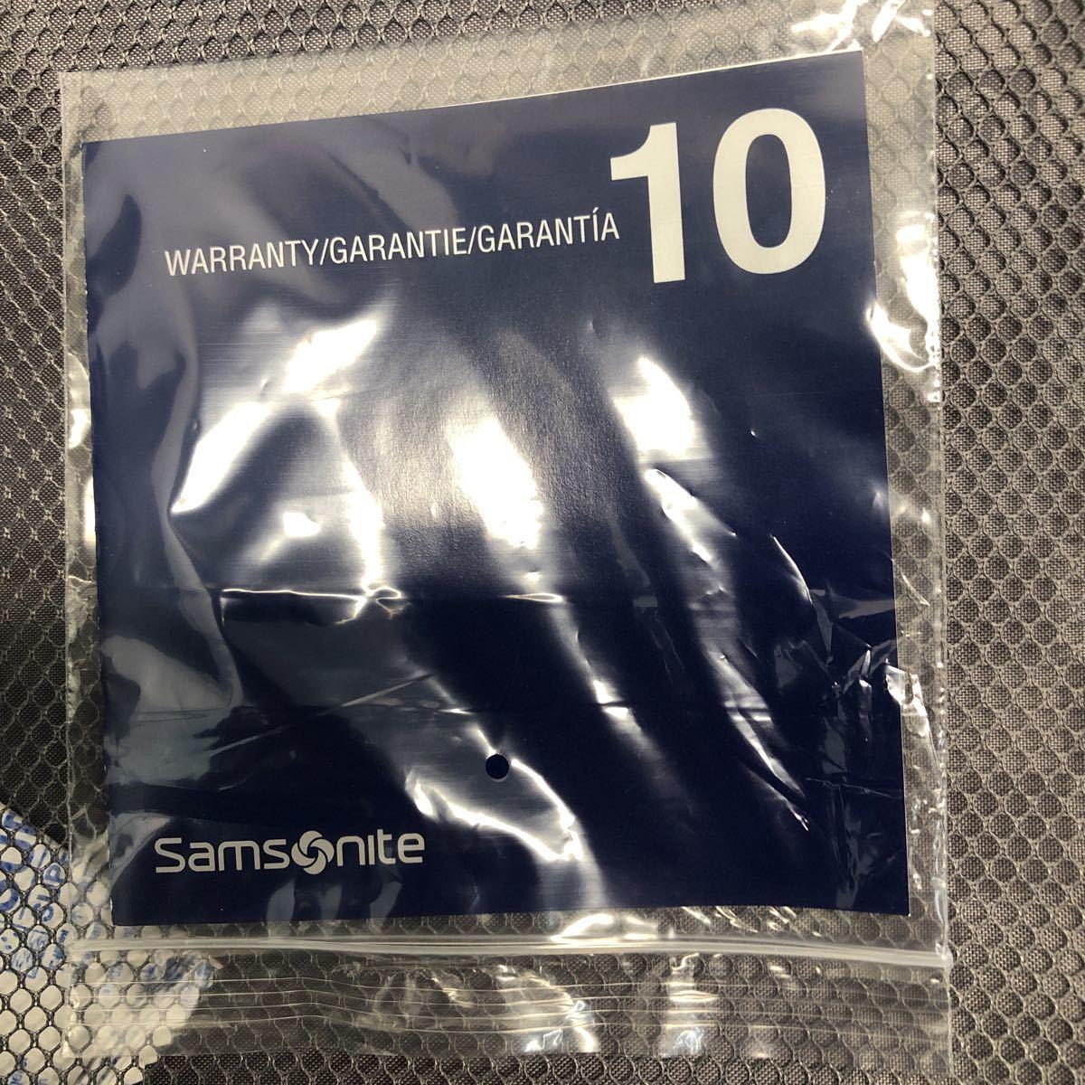 展示品 SAMSONITE サムソナイト スーツケース キャリーバッグ 27インチ_画像9