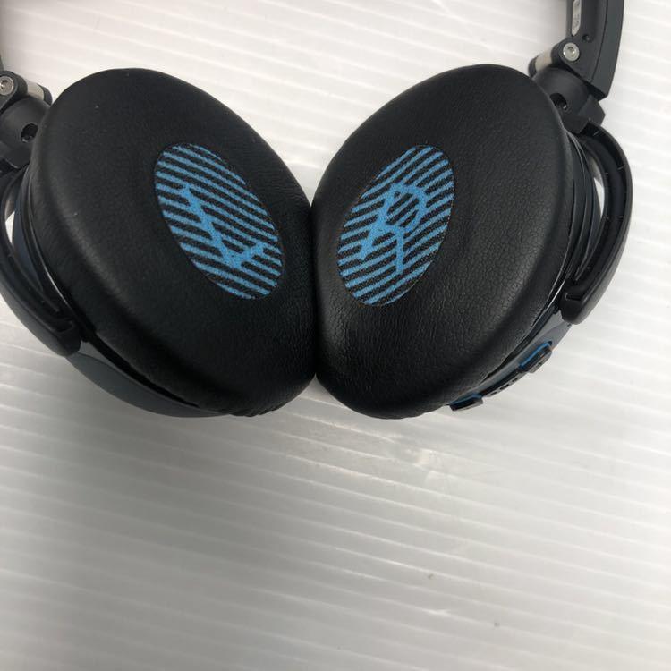 展示品 Bose SoundLink on-ear Bluetooth headphones ワイヤレスヘッドホン 密閉型/オンイヤー ブラック SoundLink BOSE _画像5