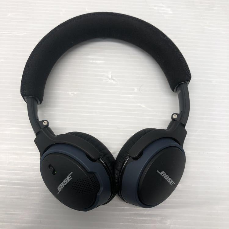 展示品 Bose SoundLink on-ear Bluetooth headphones ワイヤレスヘッドホン 密閉型/オンイヤー ブラック SoundLink BOSE _画像4