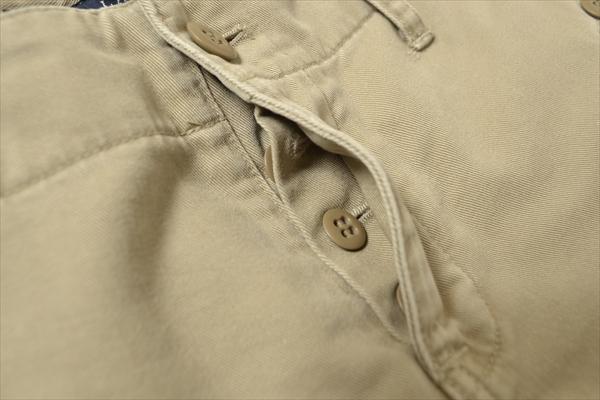 ◇RALPH LAUREN◇size7 work chinopants beige/ラルフローレン ワークパンツ チノパン カーゴパンツ ボトムス ベージュ 日本製 332_画像4
