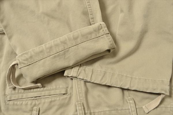 ◇RALPH LAUREN◇size7 work chinopants beige/ラルフローレン ワークパンツ チノパン カーゴパンツ ボトムス ベージュ 日本製 332_画像5