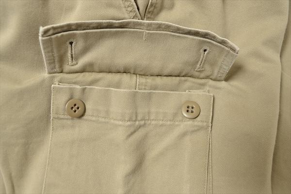 ◇RALPH LAUREN◇size7 work chinopants beige/ラルフローレン ワークパンツ チノパン カーゴパンツ ボトムス ベージュ 日本製 332_画像8