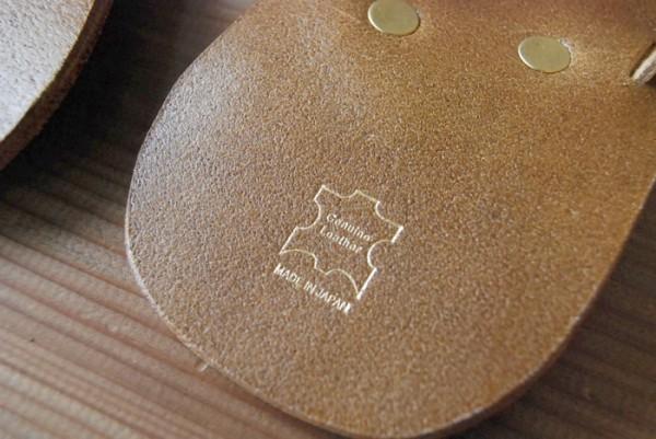 Mサイズ s1206 BR×BR ハンドメイド オールレザー 革底 本革 サンダルタイプ スリッパ ルームサンダル 日本_画像2