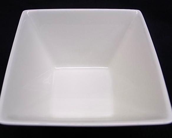 e1812 陶磁器 角鉢 深鉢 盛鉢 小鉢 器 2客 USED_画像2
