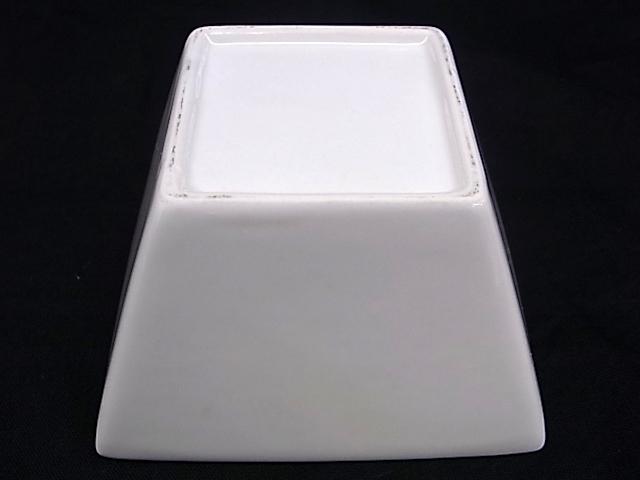 e1812 陶磁器 角鉢 深鉢 盛鉢 小鉢 器 2客 USED_画像3