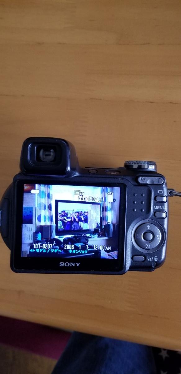 デジタルカメラ4台、撮影OK、ジャンク扱い_画像5