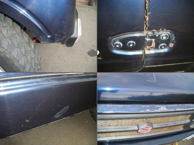 ジムニー ワイルドウインド フロア5MT車 エアコン/パワステ V-JA11V 車検 令和3年3月 修理又はカスタムベースどうぞ!_画像7