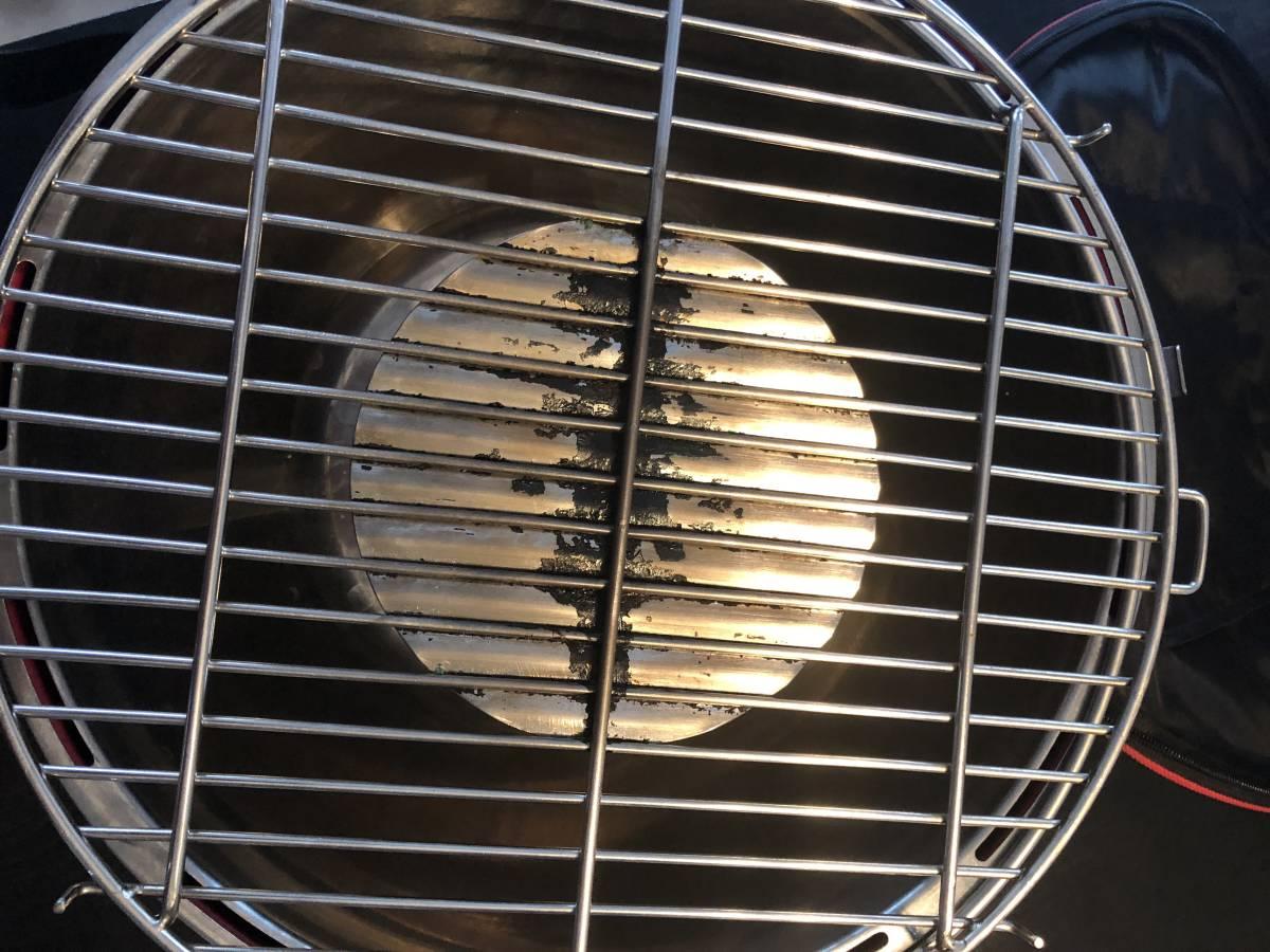 ロータスグリル レギュラサイズ 無煙 チャコールグリル スモークレス G340 バーベキュー BBQ 炭火コンロ Lotus Grill_画像3